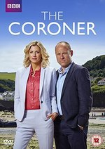 Okładka: The Coroner (2015)