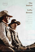 Okładka: The Ballad of Lefty Brown (2017)