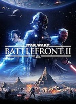 Okładka: Star Wars Battlefront II (2017)