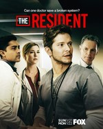 Okładka: The Resident - s01e04