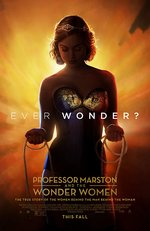 Okładka: Zwiastun. Professor Marston and the Wonder Women (2017)