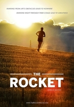 Okładka: The Rocket (2018)