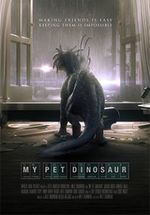 Okładka: My Pet Dinosaur (2017)