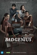 Okładka: Bad Genius (2017)