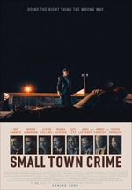 Okładka: Small Town Crime (2017)