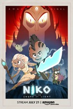 Okładka: Niko and the Sword of Light