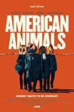 Okładka: American Animals (2018)