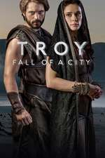 Okładka: Troy: Fall of a City (2018)