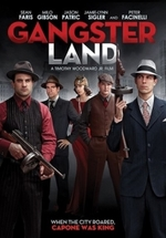 Okładka: Gangster Land (2017)