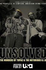 Okładka: Unsolved: The Murders of Tupac and the Notorious B.I.G. (2018)