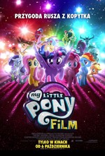 Okładka: My Little Pony. Film (2017)