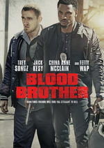 Okładka: Blood Brother (2018)