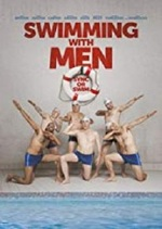 Okładka: Swimming with Men (2018)