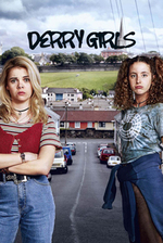 Okładka: Derry Girls (2018)