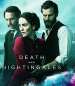 Okładka: Death and Nightingales
