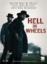Okładka: Hell on Wheels (2011)