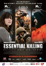 Okładka: Essential Killing (2010)