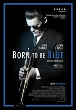 Okładka: Born to be Blue (2015)