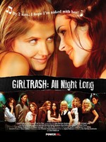 Okładka: Girltrash: All Night Long (2013)