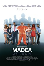 Okładka: Madea Goes to Jail (2009)