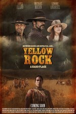 Okładka: Yellow Rock (2011)