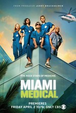 Okładka: Miami  Medical (2010)