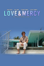 Okładka: Love & Mercy (2015)