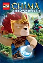 Okładka: Lego Legends of Chima (2013)