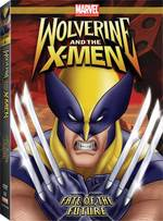 Okładka: Wolverine And The X-Men Fate Of The Future (2010)