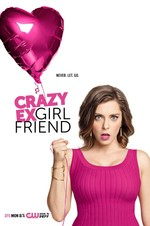 Okładka: Crazy Ex-Girlfriend (2015)