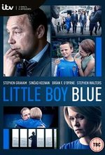 Okładka: Little Boy Blue (2017)
