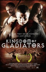 Okładka: Kingdom Of Gladiators (2011)