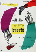 Okładka: Kryptonim Nektar (1963)