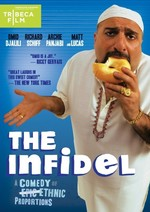 Okładka: The Infidel (2010)
