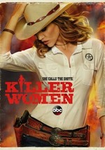 Okładka: Killer Women (2014)