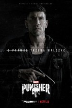 Okładka: Zwiastun. The Punisher (2017)